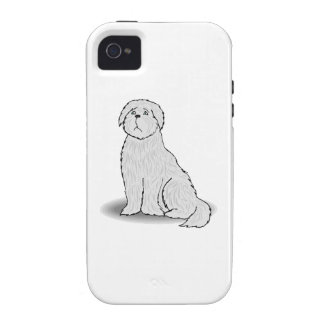 Coton de Tulear iPhone 4/4S Cases