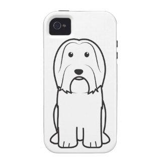 Coton de Tulear Vibe iPhone 4 Case