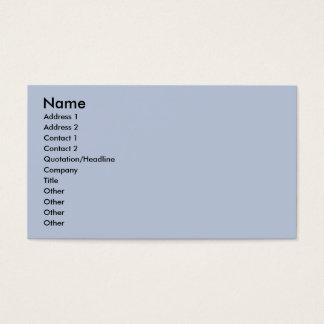 Coton de Tulear DAD Business Card