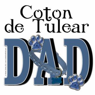 Coton de Tulear DAD Cutout