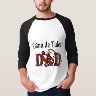 Coton de Tulear DAD Gifts T-Shirt