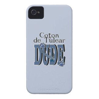 Coton de Tulear DUDE iPhone 4 Case