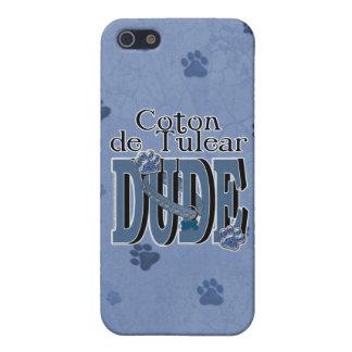 Coton de Tulear DUDE Case For iPhone 5