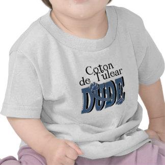 Coton de Tulear DUDE Tshirts