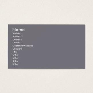 Coton de Tulear - Joci Business Card