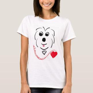 Coton de Tulear Love T-Shirt