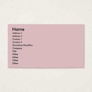 Coton de Tulear MOM Business Card