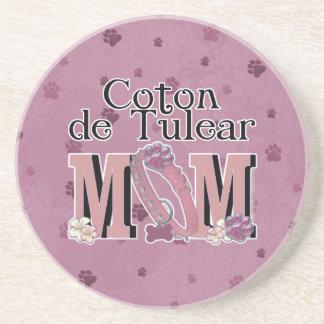 Coton de Tulear MOM Coaster