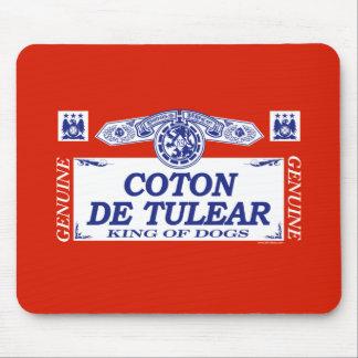 Coton De Tulear Mouse Pad