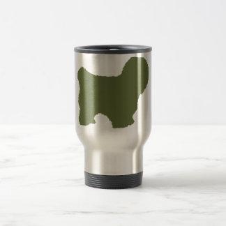 Coton de Tulear 15 Oz Stainless Steel Travel Mug