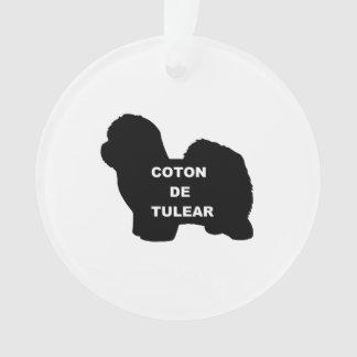 coton de tulear name silo.png ornament