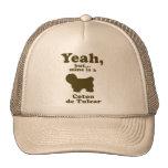 Coton de Tulear Trucker Hat