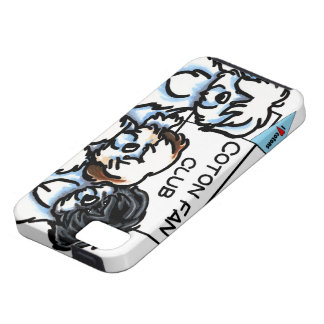 Coton Fan Club iPhone 5 Cases