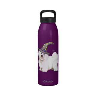 Coton Witch Drinking Bottle