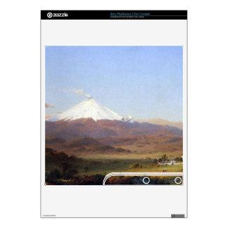 Cotopaxi, Ecuador by Frederic Edwin Church Decal For PS3 Slim