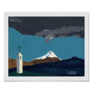 Cotopaxi Poster