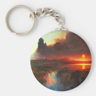 Cotopaxi Volcano Keychain