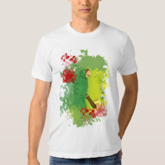 Cotorra de Puerto Rico/Puerto Rican Parrot T-Shirt