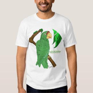 Cotorra Puertorriqueña/Puerto Rican Parrot T-Shirt