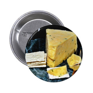 Cotswold Double Gloucester Cheese Button