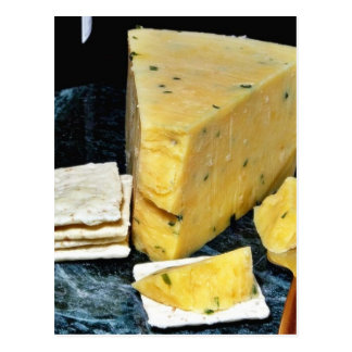 Cotswold Double Gloucester Cheese Postcards