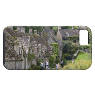 Cotswold stone cottages in the village of iPhone 5 case