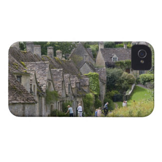 Cotswold stone cottages in the village of blackberry bold cases