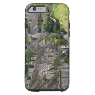 Cotswold stone cottages in the village of iPhone 6 case