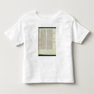 Cott Nero D II f.114 Adrian IV Toddler T-shirt