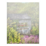 "Cottage - A summers dream 4.25"" X 5.5"" Invitation Card"
