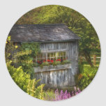 Cottage - A summers dream Sticker