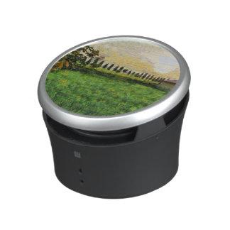 Cottage and farm bluetooth speaker