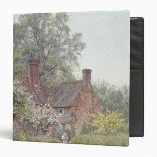 Cottage at Chiddingfold Binder