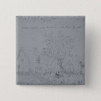Cottage at Holton Pinback Button