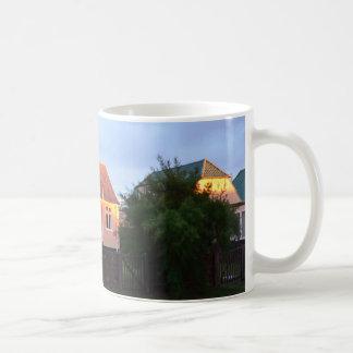 Cottage Behind The Dunes Coffee Mug