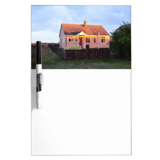 Cottage Behind The Dunes Dry-Erase Board