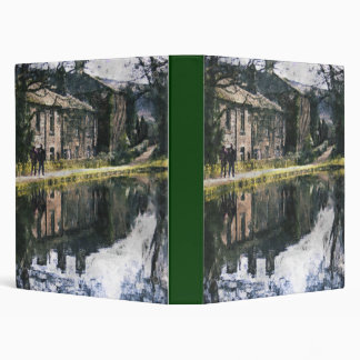 Cottage Canal Reflections Binder