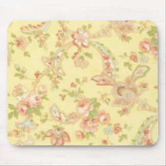 Cottage   Chic Paisley Mouse Pad