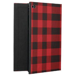 cottage Christmas Red buffalo lumberjack plaid Powis iPad Air 2 Case