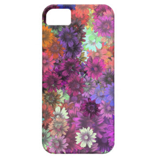 Cottage garden floral pattern iPhone SE/5/5s case