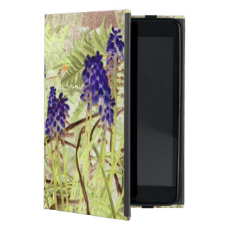 cottage garden lupins iCase for the iPad mini Cases For iPad Mini