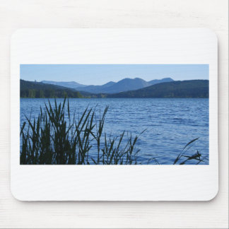 Cottage Grove Lake in Blue Mouse Pad