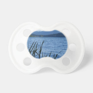 Cottage Grove Lake in Blue Baby Pacifiers