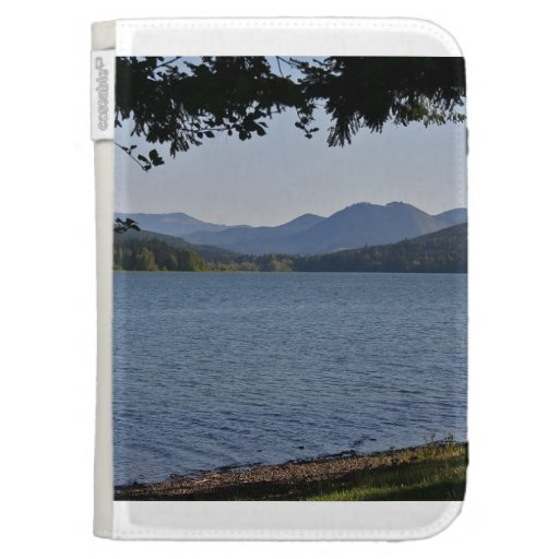 Cottage Grove Lake Kindle Case