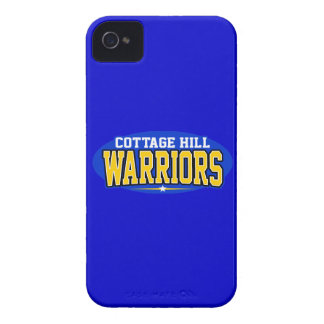 Cottage Hill Christian Academy; Warriors iPhone 4 Cases