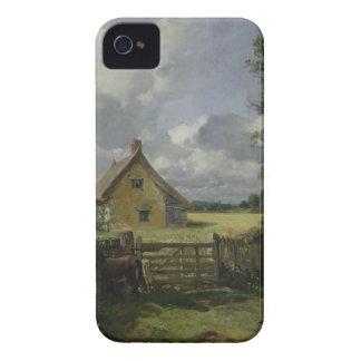 Cottage in a Cornfield, 1833 Case-Mate iPhone 4 Case