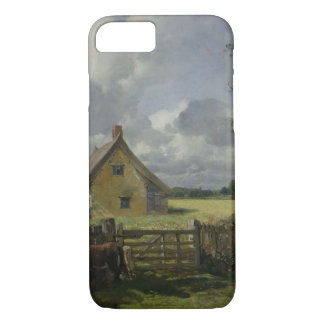 Cottage in a Cornfield, 1833 iPhone 7 Case