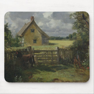 Cottage in a Cornfield, 1833 Mouse Pad