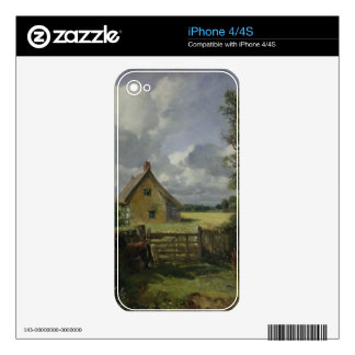 Cottage in a Cornfield, 1833 Decal For The iPhone 4S