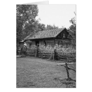 Cottage Life Greeting Card